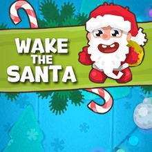 Juego para niños : Wake The Santa