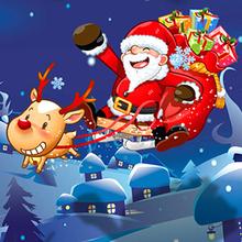 Juego para niños : Christmas Breaker