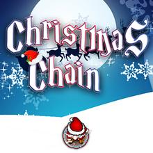 Juego para niños : Christmas Chain
