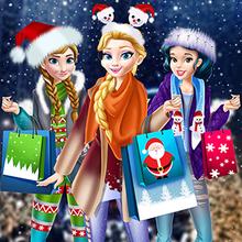 Juego para niños : Christmas Mall Shopping