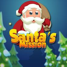 Juego para niños : Santa's Mission