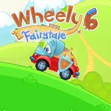 Juego para niños : Wheely 6