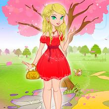 Juego para niños : Dress Up The Lovely Princess