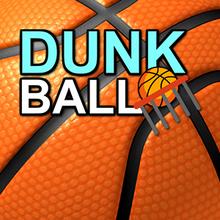 Juego para niños : Dunk Ball