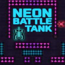 Juego para niños : Neon Battle Tank