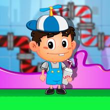 Juego para niños : Plumber Soda