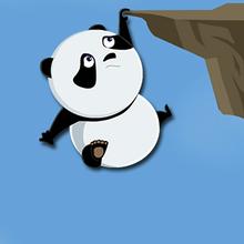 Juego para niños : Rolling Panda