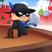 Juego para niños : Bob The Robber 4: Russia