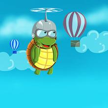 Juego para niños : Flying Turtle