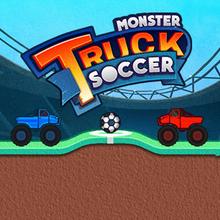 Juego para niños : Monster Truck Soccer 2018