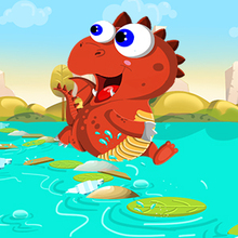 Juego para niños : Dino Jump