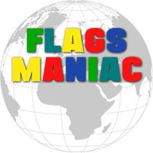 Juego para niños : Flags Maniac