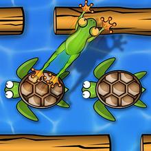 Juego para niños : Frog