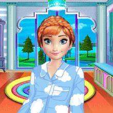 Juego para niños : Girls Pijama Party