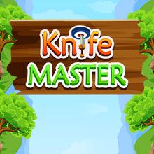 Juego para niños : Knife Master