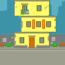 Juego para niños : City Blocks