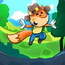 Juego para niños : Mr. Journey Fox