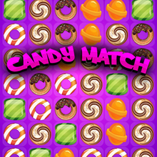 Juego para niños : Candy Match