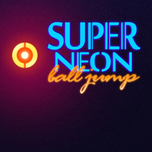 Juego para niños : Super Neon Ball