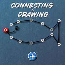 Juego para niños : Connecting and Drawing