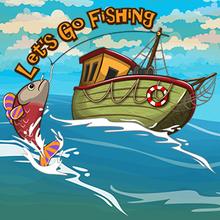 Juego para niños : Let's Go Fishing