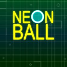 Juego para niños : Neon Ball