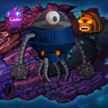 Juego para niños : The Lost Planet Tower Defense