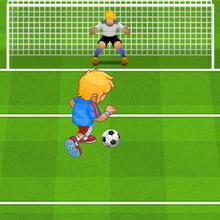 Juego para niños : Drop Kick World Cup 2018