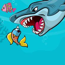 Juego para niños : Fat Shark