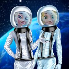 Juego para niños : Princess Space Suit