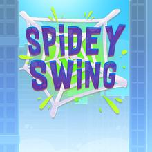 Juego para niños : Spidey Swing