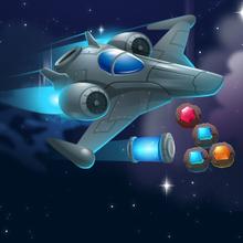 Juego para niños : Asteroid Burst