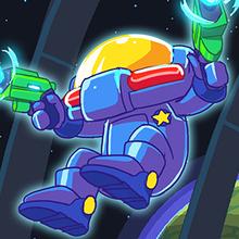 Juego para niños : Galactic Cop