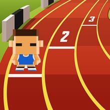 Juego para niños : Hurdle Rush