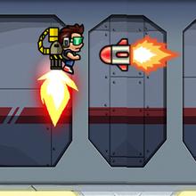 Juego para niños : Jetpack Rusher