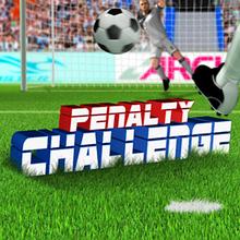 Juego para niños : Penalty Challenge