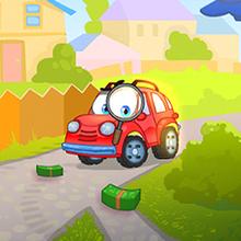Juego para niños : Wheely 7