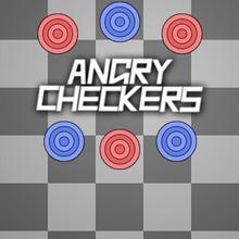 Juego para niños : Angry Checkers