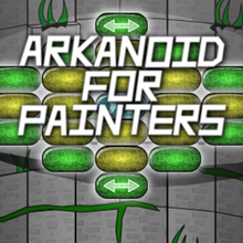 Juego para niños : Arkanoid For Painters