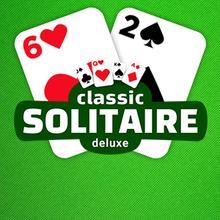 Juego para niños : Classic Solitaire Deluxe