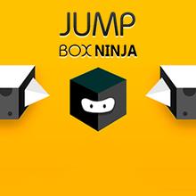 Juego para niños : Jump Box Ninja