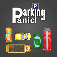 Juego para niños : Parking Panic