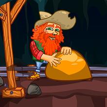 Juego para niños : Gold Miner Classic
