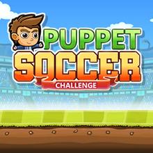 Juego para niños : Puppet Soccer Challenge