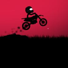 Juego para niños : Super Stickman Biker