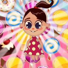 Juego para niños : Sweets Match 3
