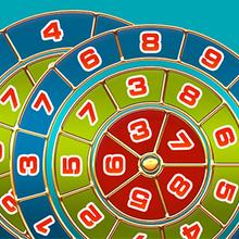 Juego para niños : Magic Discs Puzzle