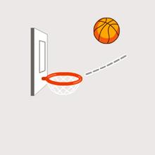 Juego para niños : Basketball Line
