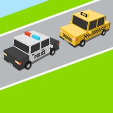 Juego para niños : Crazy Cabbie
