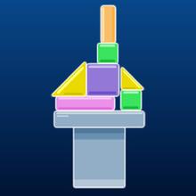 Juego para niños : Geometry Tower